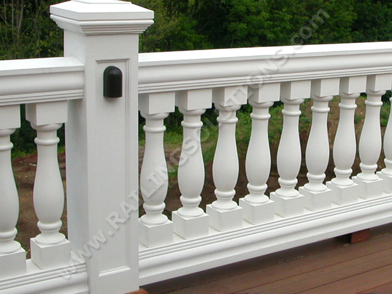 Captivating Balcony Baluster Design Images - Simple Design Home ...